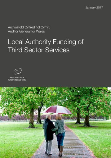 Local Authority Funding of Third Sector Services