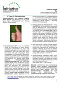 Infobrief 1/2012 - Initiative Europa - Page 7
