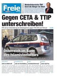 Gegen CETA & TTIP unterschreiben!