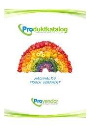 Produktkatalog Provendor GmbH_2017-01-26