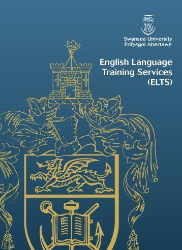English Language Training Services at Swansea University