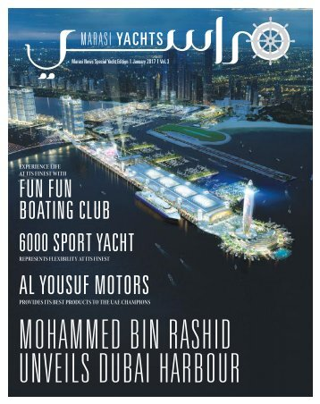 marasi 20 yachts