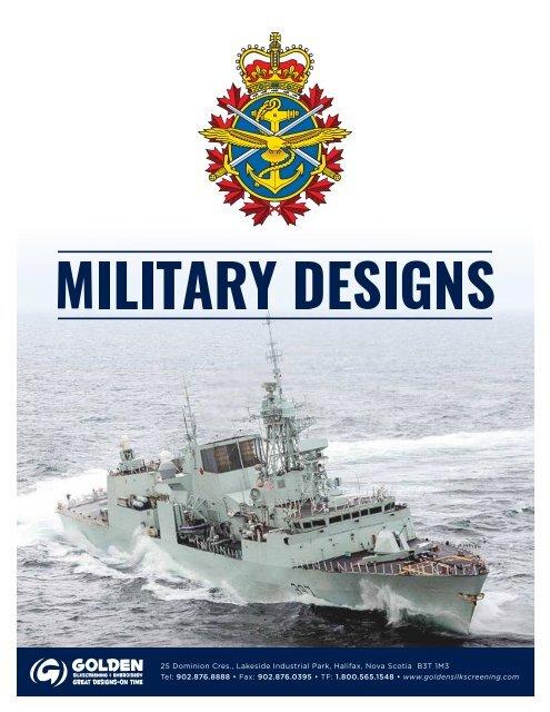 Military Catalogue 2017