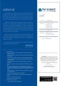 Revista For Export | Edición 6 - Page 3