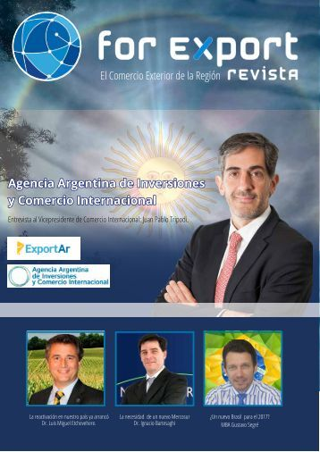 Revista For Export | Edición 7
