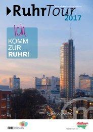RuhrTour Katalog 2017