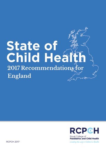 State of Child Health
