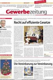 Vertrauen In einer dieser Tage publizierten, gross - Schweizerischer ...
