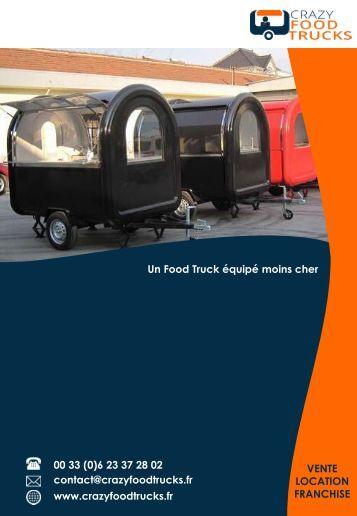Crazy Food Truck Brochure 2017