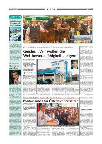TBZ 21_06.indd - Tiroler Bauernbund