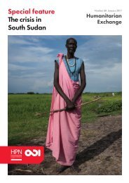 Special feature The crisis in South Sudan