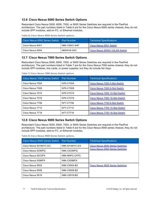 Cisco UCS C-Series Rack-M