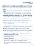 CelularSeguro Bancomer - Page 3