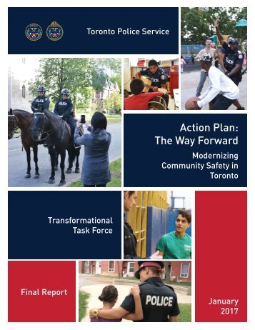 Action Plan The Way Forward
