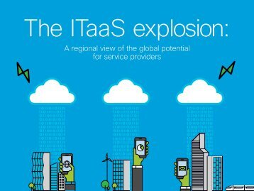 The ITaaS explosion