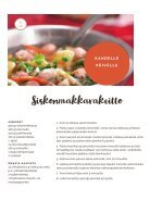 Makuviikko Reseptivihko 5 PARISKUNTA PE - Page 5