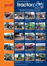magazine www.tractorpool.co.uk - traktorpool-Magazin