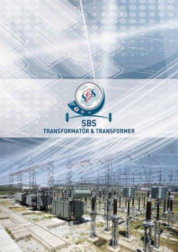 SBS Transformatör Katalogu