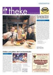 THEKE Januar 2017 | Der regionale Appetitmacher