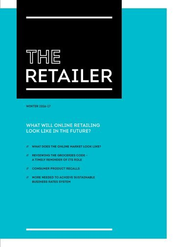what will online retailing look like in the future?
