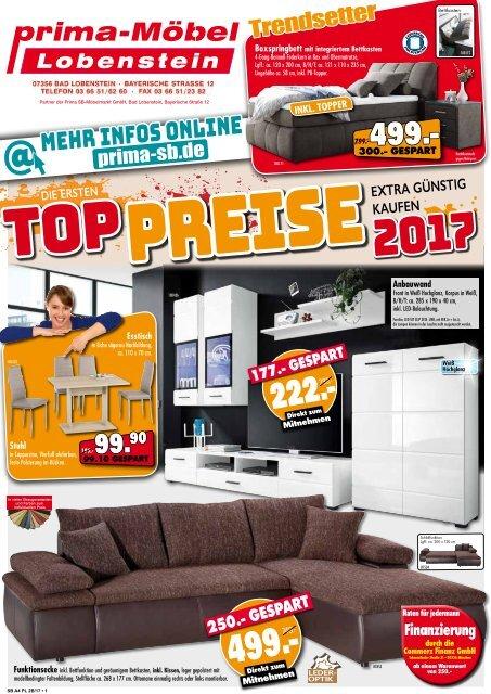Prima Möbel Lobenstein - Die ersten Top-Preise 2017: Möbel ...