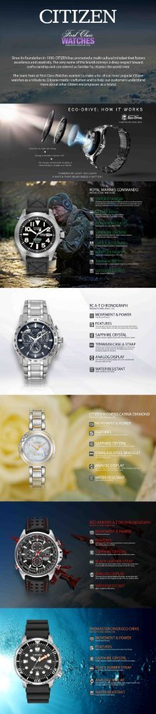 Best Selling Citizen Watches