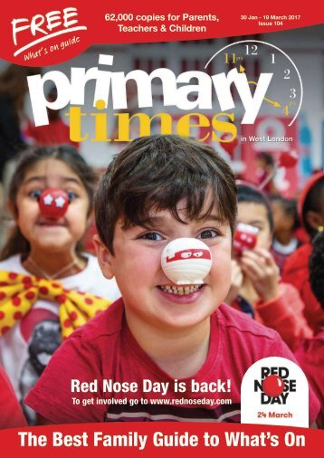 Primary Times West London Feb 17