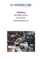 Sorterings Guide - A5 - E-skrot - Page 6