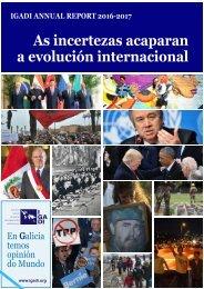 As incertezas acaparan a evolución internacional