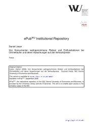 Download (4Mb) - Epub WU Wien - Wirtschaftsuniversität Wien