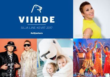Silja Line Viihdevihko Kevät 2017