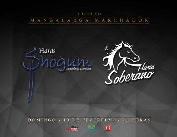 Catalogo Marcha News - Leilao Shogum Soberano Jan17