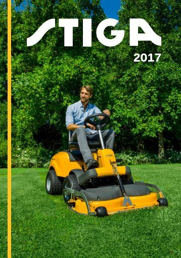Stiga 2017 brochure