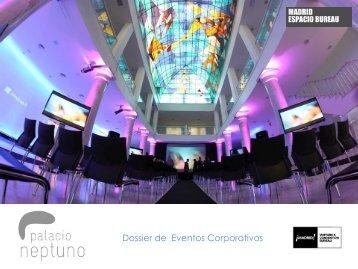 Dossier Palacio Neptuno 2015