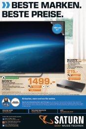SATURN - Tolle TV-Angebote in Bergisch Gladbach