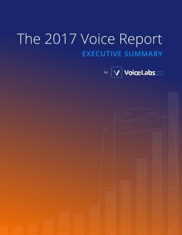 The 2017 Voice Report