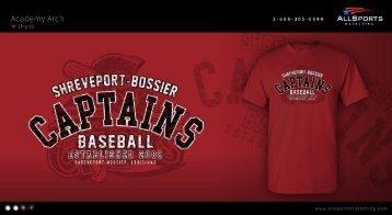Unisex Baseball Designs