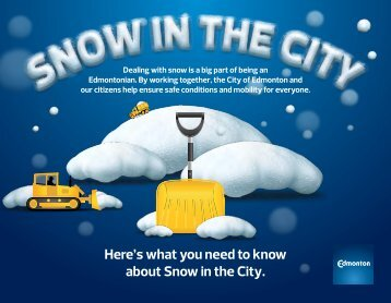 Here's what you need to know about Snow in the City