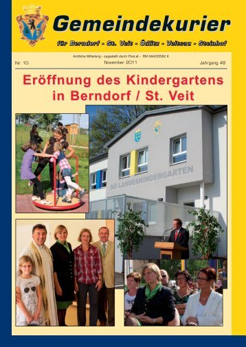 Gemeindekurier - Berndorf