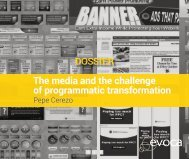 The media and the challenge of programmatic transformation