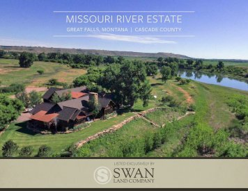 Missouri River Estate Offering Brochure