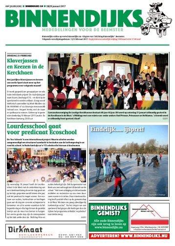 Binnendijks 2017 03-04