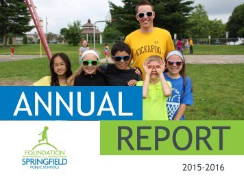 2015-2016 ANNUAL REPORT FINAL