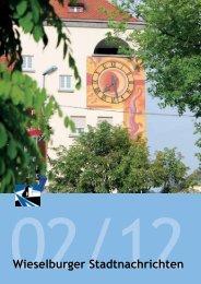 Wieselburger Stadtnachrichten 02/12