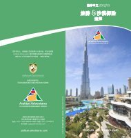 Tours & Safaris from Dubai (chinese)