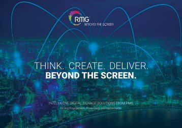 RMG Solutions Overview