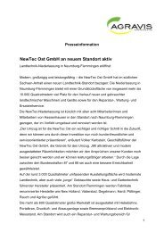 NewTec Ost GmbH an neuem Standort aktiv
