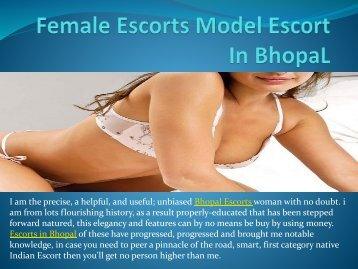 Beautifull Agency Of Model Escorts Bhopal