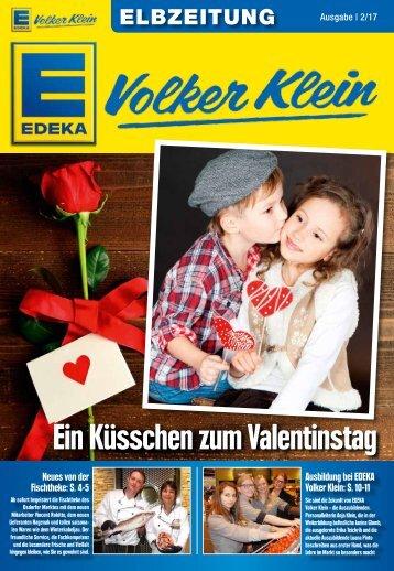 Ein Küsschen zum Valentinstag
