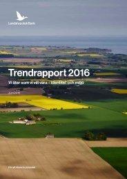 Trendrapport 2016